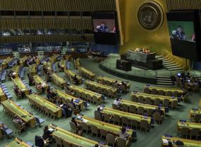 तुर्की के वोल्कन बोजकिर चुने गए यूएनजीए के अध्यक्ष