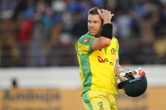 क्रिकेट: वॉर्नर ने निस्वार्थ काम के लिए भारतीय छात्र को कहा शुक्रिया
