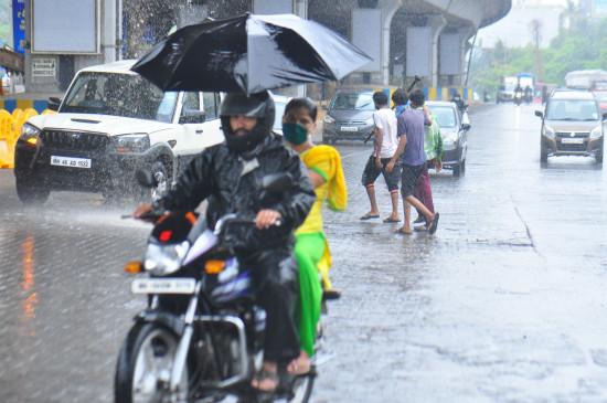 मानसून में देरी की वजह बन सकता है निसर्ग चक्रवात, विदर्भ में बारिश के बाद मौसम हुआ सुहाना