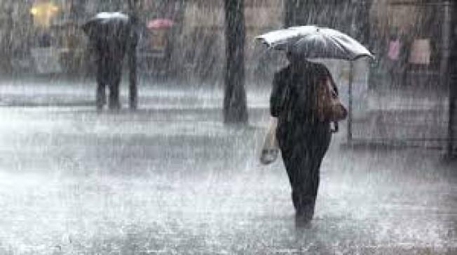 गरज-चमक के साथ तीन दिन तक बारिश का अनुमान