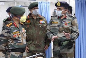 कश्मीर में कुछ महीनों में पूर्ण सामान्य स्थिति सुनिश्चित करेंगे : शीर्ष सैन्य कमांडर