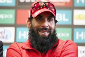 विंडीज के इंग्लैंड दौरे पर रखेंगे करीबी नजर : मिस्बाह