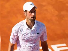 टेनिस पर कोरोना का कहर: वर्ल्ड नंबर-1 टेनिस खिलाड़ी नोवाक जोकोविच कोरोना पॉजिटिव, उनकी पत्नी भी संक्रमित