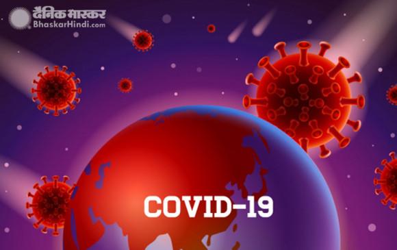 नोएडा में कोविड-19 के 105 नए मामले