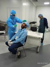नोएडा में कोरोना के 172 नए मामले, अब तक 2136 मरीज ठीक