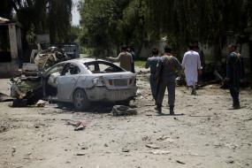 अफगानिस्तान: कंधार में आत्मघाती बम विस्फोट में 3 पुलिसकर्मियों की मौत, 18 घायल