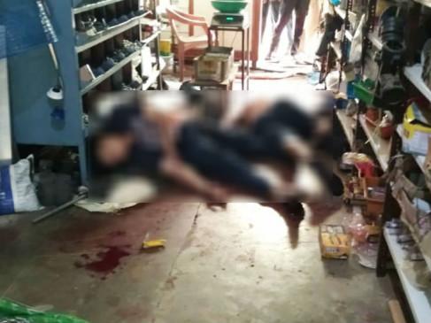 मध्यप्रदेशः जमीनी विवाद में भाजपा कार्यकर्ता के परिवार के 6 सदस्यों की हत्या, आक्रोशित भीड़ ने एक आरोपी को पीट-पीटकर मार डाला