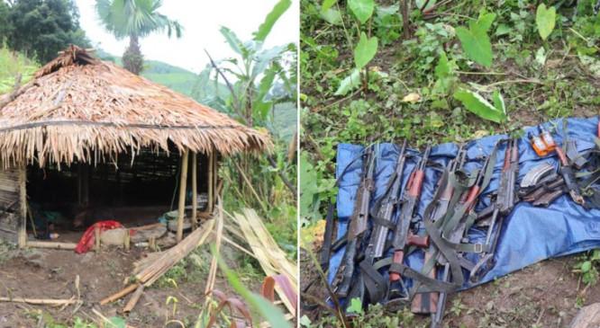 अरुणाचल प्रदेश: सुरक्षा बलों के साथ मुठभेड़ में 6 उग्रवादी मारे गए, एक जवान घायल