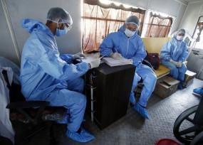 आंध्र प्रदेश में कोरोना के 6,045 नए मामले, एक दिन में 65 लोगों की मौत