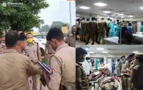 Kanpur: हिस्ट्री शीटर को पकड़ने गई पुलिस टीम पर फायरिंग, DSP और 4 सब इंस्पेक्टर सहित 8 शहीद, एनकाउंटर में दो बदमाश ढेर