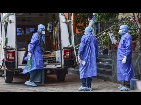 गुजरात में कोरोना वायरस संक्रमण के 919 नए मामले, संक्रमित लोगों की संख्या 45,000 के पार