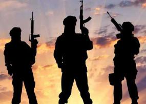 भोपाल में पुलिस मुठभेड़ में एक बदमाश घायल