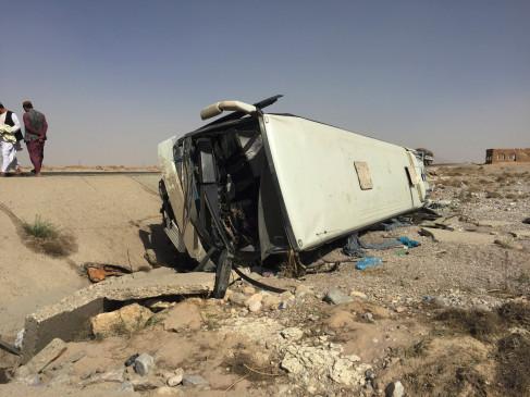 अफगानिस्तान : दुर्घटना में अमेरिकी सैनिक की मौत