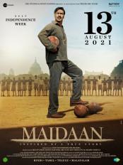 अजय देवगन की मैदान अगले साल 13 अगस्त को होगी सिनेमाघरों में रिलीज