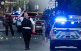 अमेरिका: शिकागो में अंतिम संस्कार के दौरान फायरिंग, 14 लोग बुरी तरह घायल