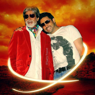 प्रशंसकों के प्यार के लिए अमिताभ बच्चन ने कहा शुक्रिया
