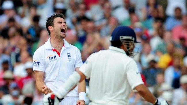 तारीफ: सचिन तेंदुलकर ने कहा, एंडरसन रिवर्स स्विंग को 'रिवर्स' करने वाले दुनिया के पहले गेंदबाज