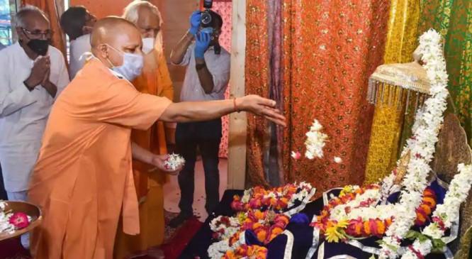 अयोध्या में राम मंदिर: अयोध्या में राम मंदिर के भूमिपूजन कार्यक्रम में पहुंचेंगे पीएम मोदी, योगी ने किया कन्फर्म, बोले- 500 साल बाद मिला शुभ मुहूर्त