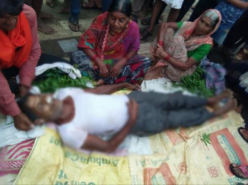 बालाघाट - आकाशिय बिजली की चपेट में आने से 65 वर्षीय वृद्ध की मौत