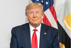 बिडेन ने ट्रंप को पहला नस्लवादी राष्ट्रपति कहा
