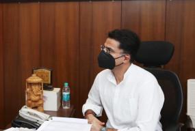 सचिन पायलट पर वसुंधरा राजे की चुप्पी से भाजपा उलझन में!
