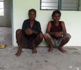 पैंगोलिन स्कल के साथ ब्यौहारी से बीटीआर टीम ने पकड़े दो युवक- खुल सकते हैं कई राज