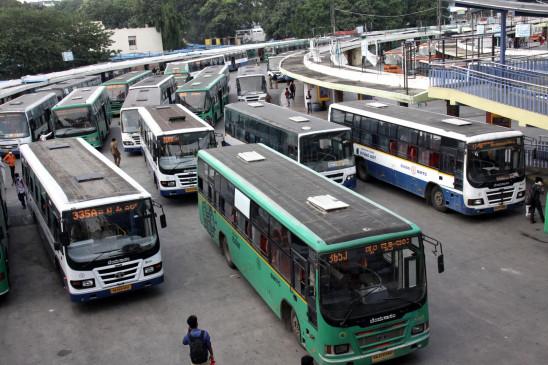 बेंगलुरु में बस सेवा बहाल, चल रहीं 1,500 बसें