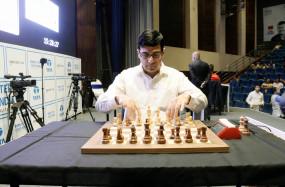शतरंज : लीजेंड्स टूर्नामेंट में आनंद को मिली चौथी हार