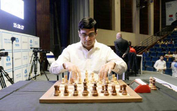 शतरंज : लीजेंड्स टूर्नामेंट में आनंद को मिली तीसरी हार