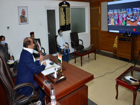 मुख्यमंत्री ने रामपुर बुशैहर विधानसभा क्षेत्र में 11 करोड़ रुपये की विकासात्मक परियोजनाओं का लोकार्पण किया