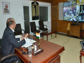 शिमला: मुख्यमंत्री ने शहीद स्मारक का लोकार्पण किया