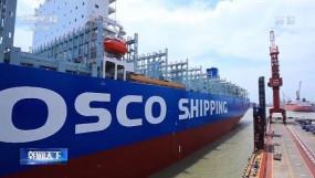 चीन का जहाज निर्माण उद्योग विश्व में पहले स्थान पर बरकरार