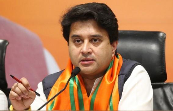 राजनीति: कमलनाथ और दिग्विजय पर सिंधिया का हमला- कांग्रेस ने मप्र में भ्रष्टाचार की सरकार चलाई