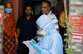 गुजरात में कोरोना के मामले 39 हजार के पार, 2 हजार से ज्यादा मौतें