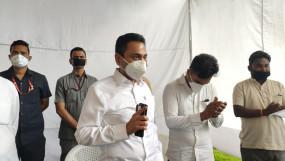 कोरोना मरीज बढ़ रहे, भाजपा सरकार 100 दिन का जश्न मना रही - नकुलनाथ