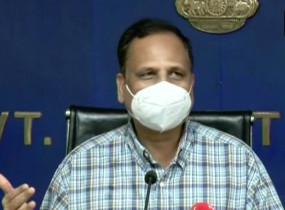 कोरोना: स्वास्थ्य मंत्री सत्येंद्र जैन का ऐलान- दिल्ली में हर महीने होगा सीरो सर्वे