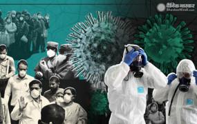 Corona in India: देश में पहली बार 24 घंटे में सामने आए 45,720 नए केस, संक्रमितों की संख्या 12 लाख के पार