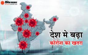 Coronavirus in India: देश में मरीजों की संख्या 8 लाख के पार, पहली बार 24 घंटे में 27,114 नए केस