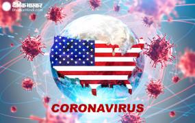 Corona in World: अमेरिका में 24 घंटे में 70 हजार नए केस, दुनियाभर में 1.26 करोड़ से ज्यादा मरीज