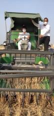 प्रौद्योगिकी से उन्नत होगी देश की कृषि