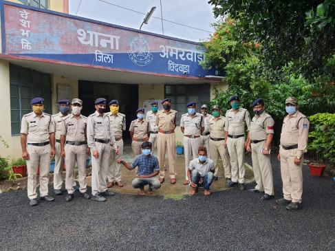 दरिंदे ने तीन साल की बच्ची का रेप कर हत्या की फिर शव डेम में फेंक दिया था -दोगिरफ्तार