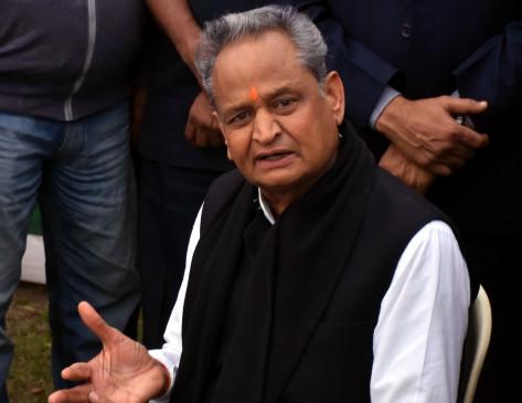 सरकार गिराने को उपमुख्यमंत्री भाजपा के साथ डील कर रहे थे, सबूत है : गहलोत
