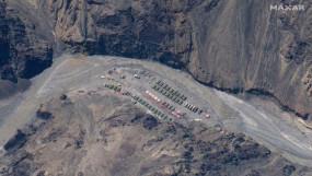 LAC standoff: गलवान में करीब 1.5 किलोमीटर पीछे हटी चीनी सेना, टेंट और स्ट्रक्चर भी हटाए