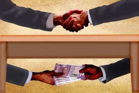झारखंड में 1 लाख रुपये रिश्वत लेते इंजीनियर गिरफ्तार