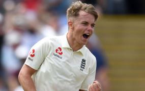 ENG VS WI Test Series: इंग्लैंड के ऑलराउंडर सैम करन का हुआ कोरोना टेस्ट, रिपोर्ट का इंतजार