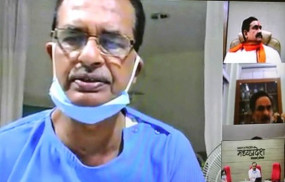 मप्र में कोरोना: CM सहित मंत्री और नेता भी संक्रमित, सरकार को दौड़ते दिखाने की कवायद जारी