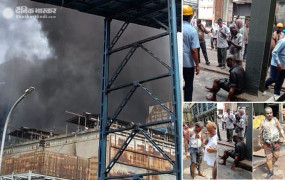 तमिलनाडु: नेवेली लिग्नाइट पावर प्लांट के बॉयलर में ब्लास्ट, 6 लोगों की मौत, 17 घायल