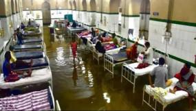Fake news: बिहार में कोविड-19 मरीजों के अस्तपताल में भरा पानी, जानें क्या है वायरल फोटो का सच