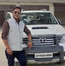 कानपुर: मुठभेड़ में ढेर विकास के साथी अमर दुबे के पिता 5 साल बाद 'जिंदा', ऐसे आए बाहर
