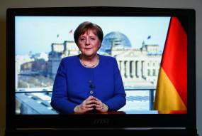 जर्मनी ने मुश्किल समय में ईयू की अध्यक्षता संभाली